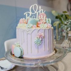 GENDER REVEAL | BABYSHOWER CAKES